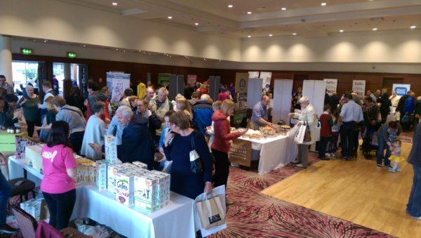 Gluten Free Food Fair 2018 – Sponsored by Juvela – www.juvela.co.uk